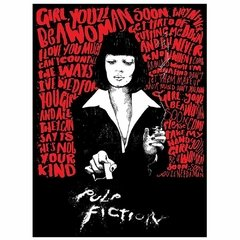 Camiseta Masculina Pulp Fiction - comprar online