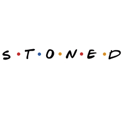 Moletom Stoned Friends - comprar online