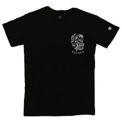 Camiseta Masculina Skull Draw - Stoned Shop