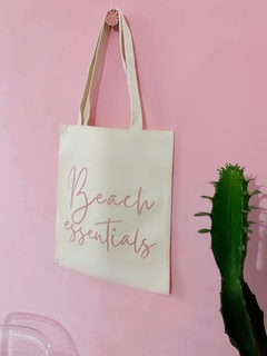 Ecobag - Beach Essentials - comprar online