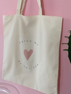 Ecobag - Catch Me By The Sea - loja online