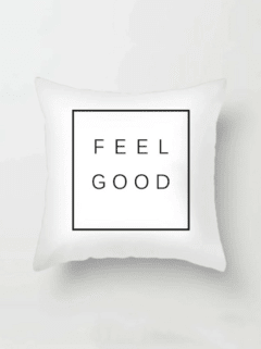 Almofada Feel Good na internet