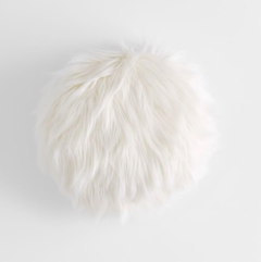 Almofada Fluffy Pillow Round - LadyBoss