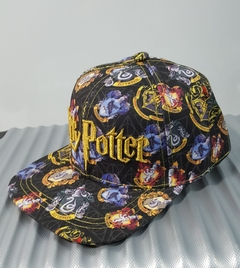 Boné Cap Aba Reta Harry Potter na internet