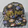 Boné Cap Aba Reta Harry Potter