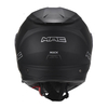 CASCO REBATIBLE MAC ROCK SOLID NEGRO MATE 01
