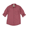 Camisa Chambray York Rojo