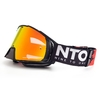 Antiparras Moto MX Swift Gradient Rojo Negro