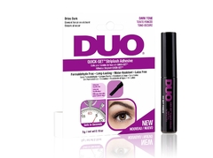 Cola Para Cílios Postiços 5g DUO Quick-Set Striplash Adhesive Dark