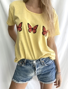 REMERA BUTTERFLY en internet