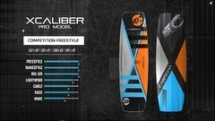 Tabla De Kite Cabrinha X Caliber 2016 en internet