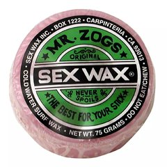 Surf Parafina Sex Wax Cold 75 gms
