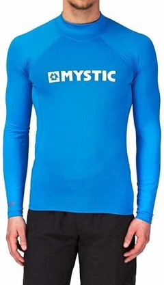 2019 Lycra Mystic Star Rashvest L/S Men 52/L 900 Black (35401.180112) en internet