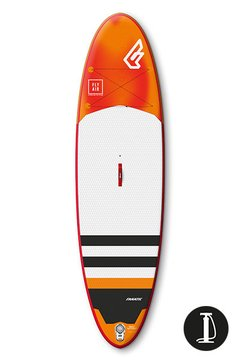 Tabla De Sup Inflable Fanatic Fly Air Premium 2018