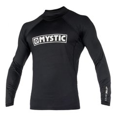 2019 Lycra Mystic Star Rashvest L/S Men 52/L 900 Black (35401.180112)