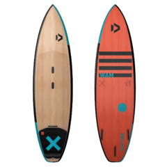 Tabla De Kite Duotone Wam 2020 - Hard wind