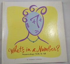 What's in a number? Por George Pierson
