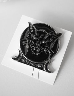 PIN - Witchcraft Cat