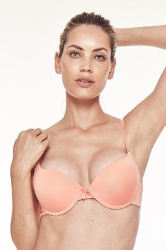 T-shirt Bra con Push Up de Microfibra Art. 704 - comprar online