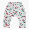 4584B Jogger FLORAL blanco 9-24