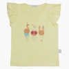 5033L Remera HELADITOS lemon 9m