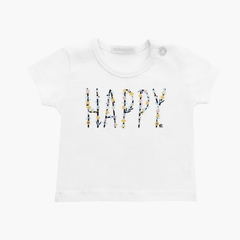 5543B Remera HAPPY blanco 0m