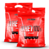 kit-2-whey-100%-pure-1,814Kg-refil-integralmedica