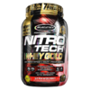 Nitro Tech 100% Whey Gold 1,02Kg Muscletech na internet