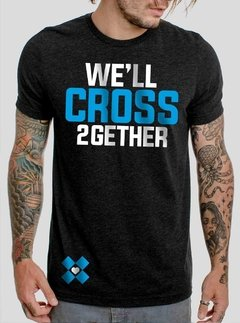 Camisa Black - WE'LL CROSS TOGETHER