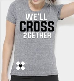 Babylook mescla - WE'LL Cross TOGETHER