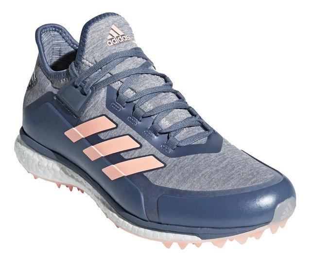 Extracto Mediante Cementerio  Zapatillas Adidas Fabela X Azul