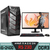 "Computador Gamer Intel Core i5-2400 HD 500GB Radeon R5 230 2GB Monitor 18,5"" Windows 10"
