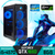 Computador Gamer VAMP Intel Core i5-4570 GTX 1660 RAM 8GB SSD 240GB Windows 10