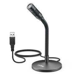 Micrófono profesional condensador cuello largo USB K050 FIFINE
