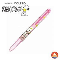 Hi-Tec-C Coleto Body - Snoopy Collection - FLOWERS SN1 - 3 Cores