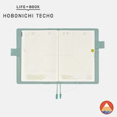 Hobonichi Techo Cover - A5 - PASTEL STRIPES - Plataforma81