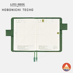 Hobonichi Techo Cover - A6 - PINEAPPLE - Plataforma81