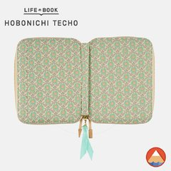 Hobonichi Techo Cover - A6 - ROYAL ROSE by Liberty Fabrics - comprar online