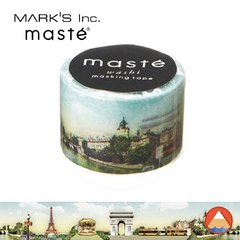 Washi Tape Masté PARIS - 25mmX7M