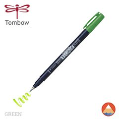 Tombow Fudenosuke Color - BRUSH PEN • 鉛筆 筆之助 na internet