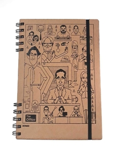 "Cuaderno ""THE OFFICE"" por COSTHANZO"