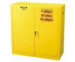 JUSTRITE GABINETE INFLAMABLE 30 GAL AUTOMATICO