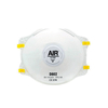 AIR MASCARILLA RESPIRADOR DESCARTABLE D802 FFP2 NR CON VALVULA
