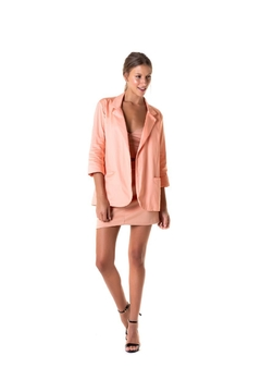 Blazer Elongated - Feminino