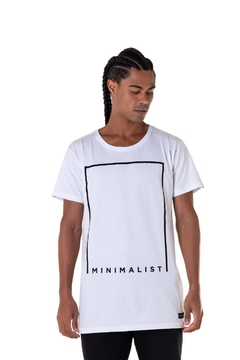 Long-T Minimalist - Unissex na internet