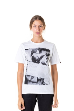 T-shirt Lost Portraits Paul Mccartney - Feminina - comprar online