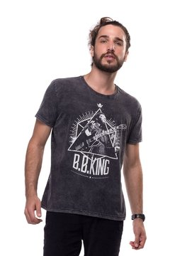 T-shirt Estonada B.B. King - Masculina
