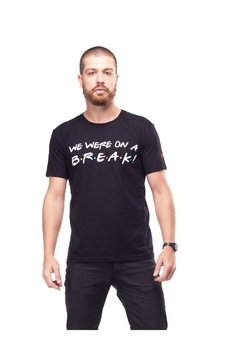 T-shirt Friends Break - Masculina