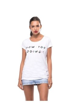 T-shirt Friends - Feminina