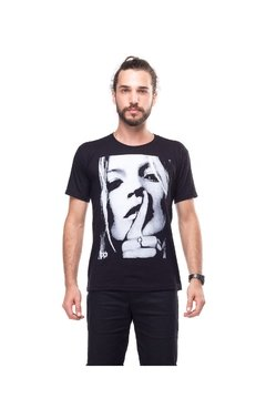 T-shirt Lost Portraits Kate Moss - Masculina